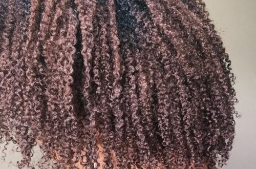 why I stopped co-washing my hair