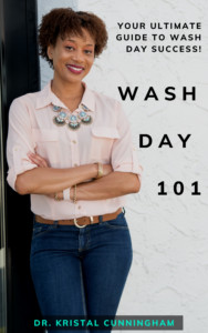 Wash Day 101 Book Cover