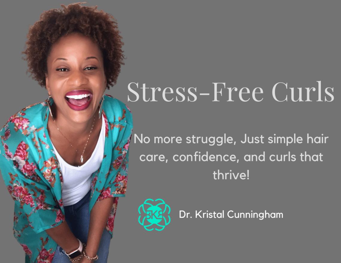 Stress-Free Curls