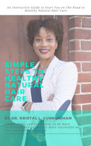 Simple Steps To Healthy Natural Hair Care