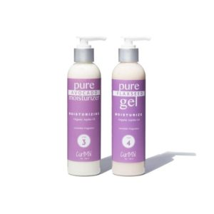 Lavender Wash + Go Set