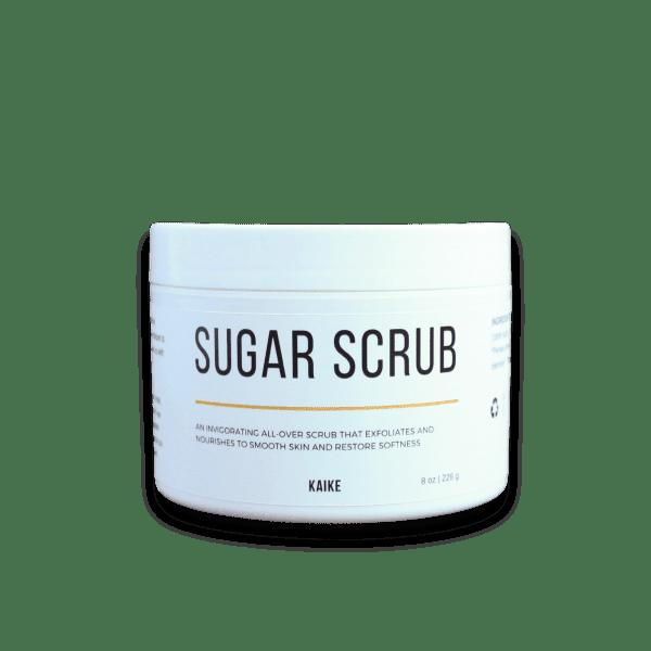 Kaike sugar scrub
